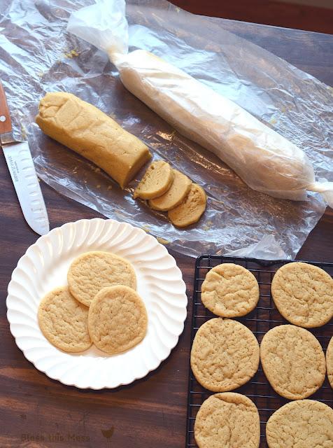 Slice-n-Bake Cookies recipe
