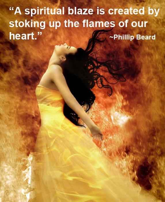 Kingdom Bloggers: On Fire for Jesus by Jenna Vick Silliman