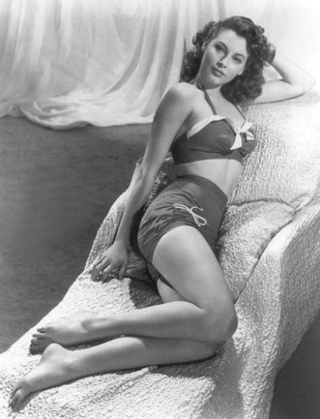 Ava Gardner Pin Up