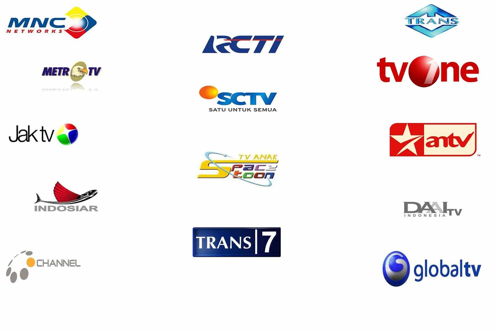 Tv streaming lewat internet saluran channel tv muatan lokal indonesia