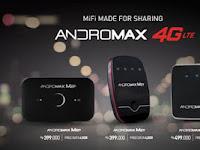 Harga Dan Spesifikasi Smartfren Andromax M2S, M2Y, M2P