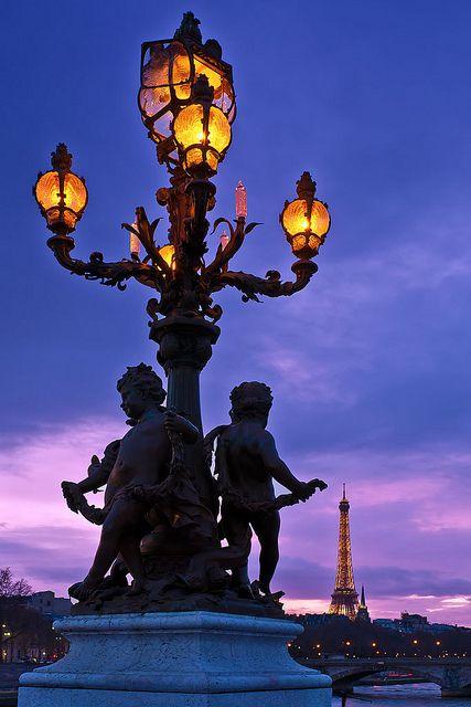 Puente Alejandro III - París