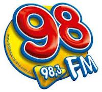 ouvir a Rádio FM 98 98,3 Apucarana PR