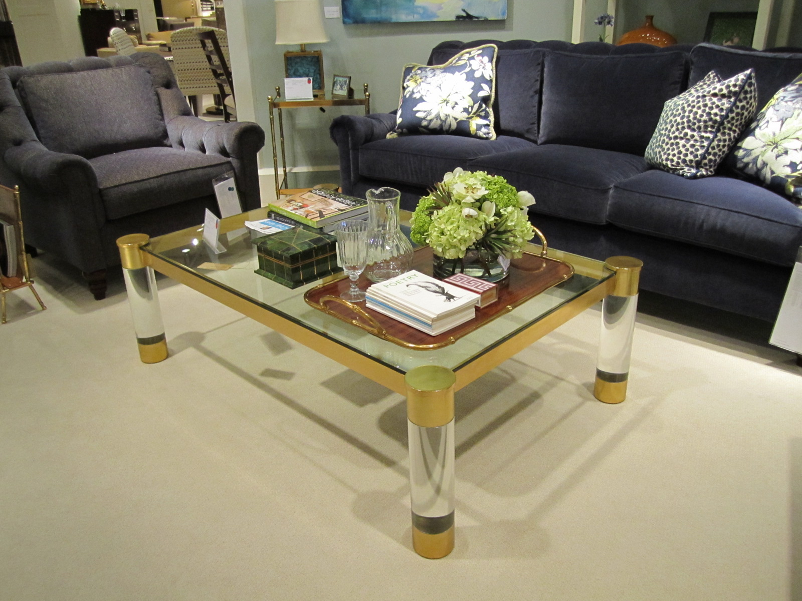 STYLEBEAT KEEP A LOW PROFILE COFFEE TABLES THAT CAUGHT