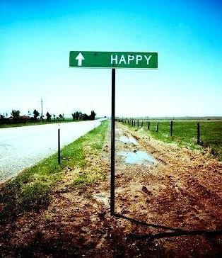 la felicidad