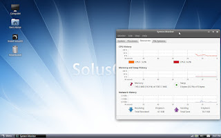 Solus OS 1.2 Eveline