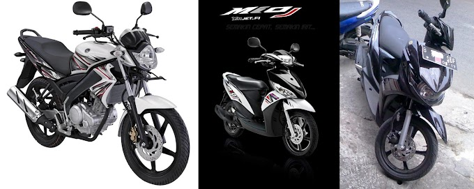 Penjualan Yamaha Naik 12 Persen,73 Persen Disumbang Motor Berinjeksi.