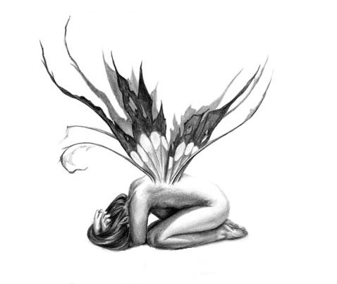 Girl tattoo designs dragon tattoo design drawings