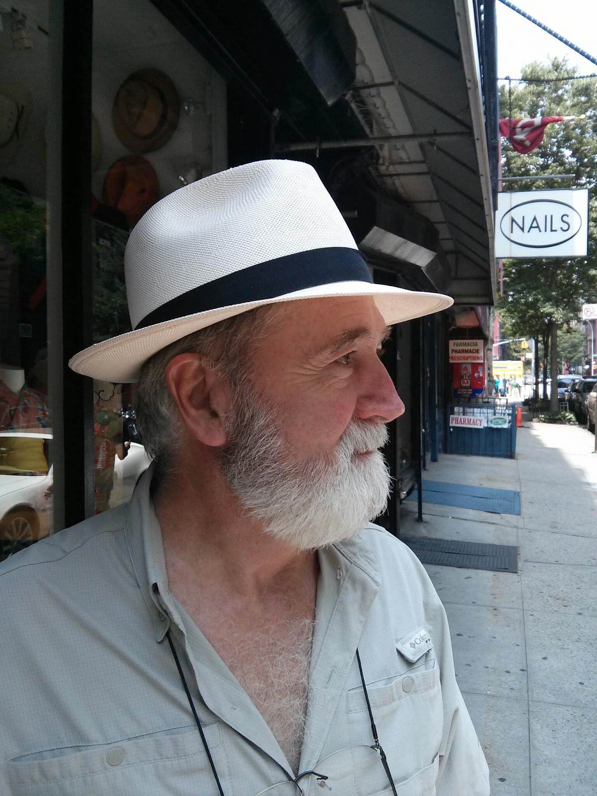 New York City has Panama Hats at The Hat House