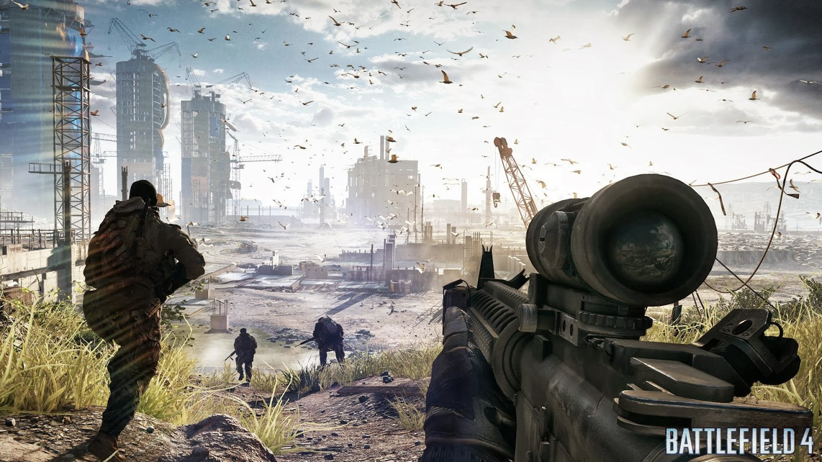 Download Battlefield 4 BETA Completo Torrent