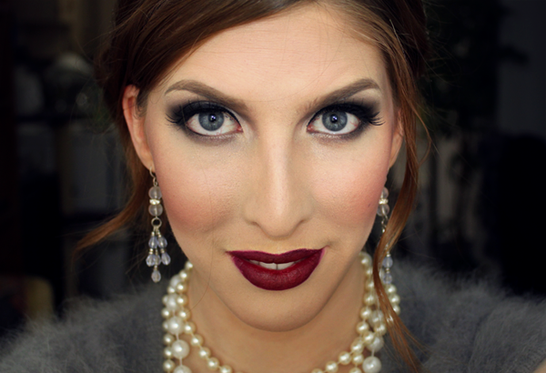 Wearable 1920's Inspired Makeup Tutorial | Meredith Jessica Makeup