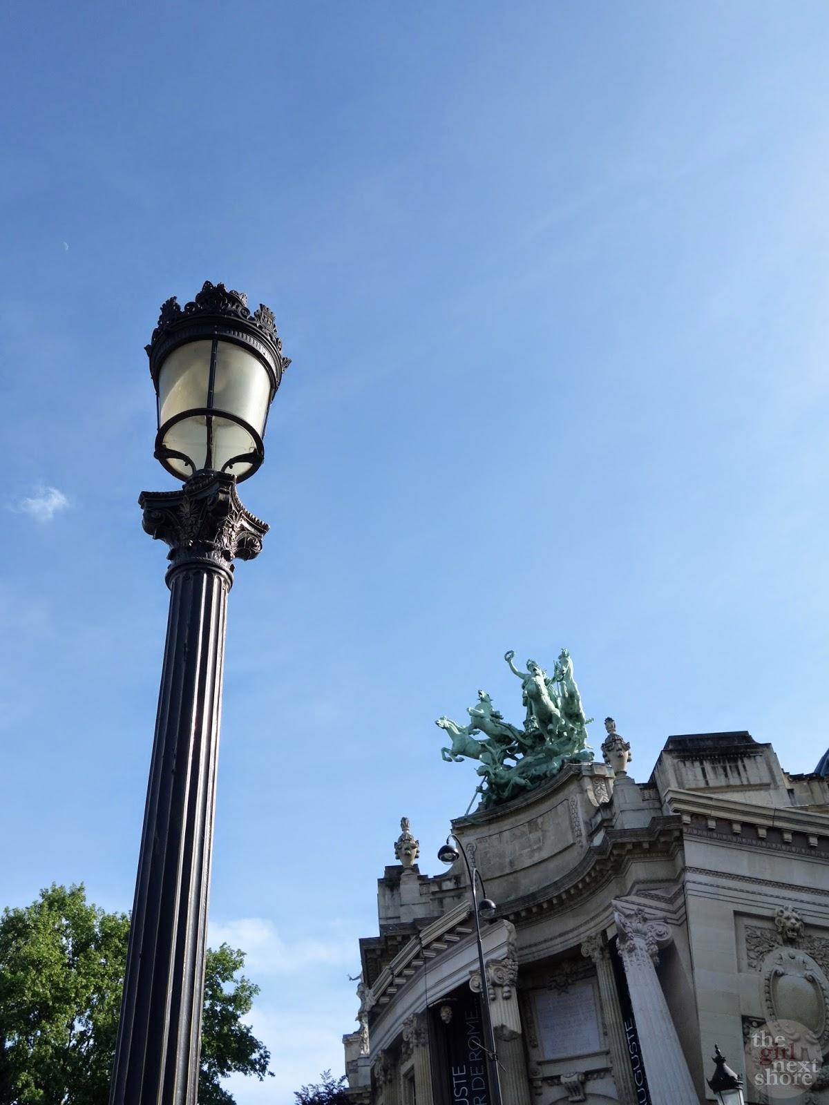 Grand Palais, Paris by The Girl Next Shore