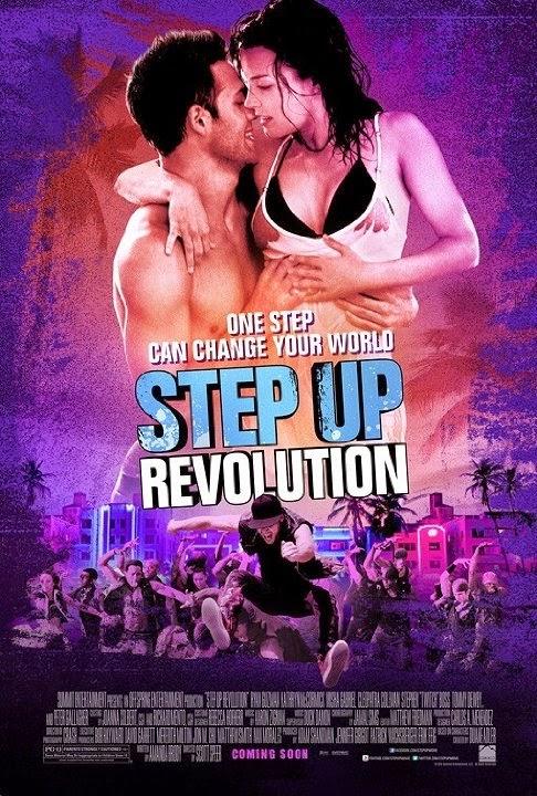 Bước Nhảy Đường Phố 4 - Step Up Revolution