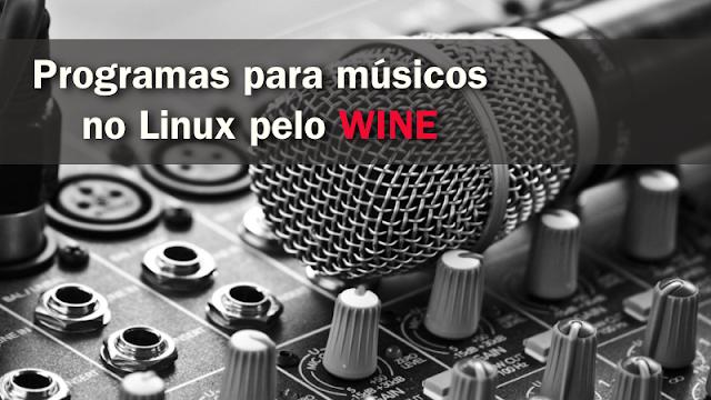 Programas para músicos no Linux