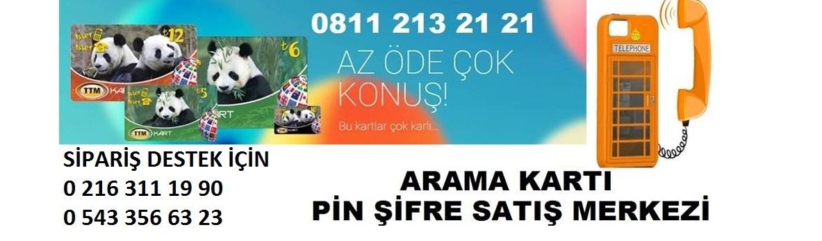 08112132121 TELEFON ARAMA KARTI PİN SATIŞI