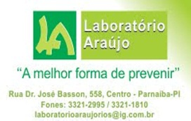 LABORATÓRIO ARAÚJO