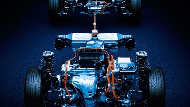 new alphard engine