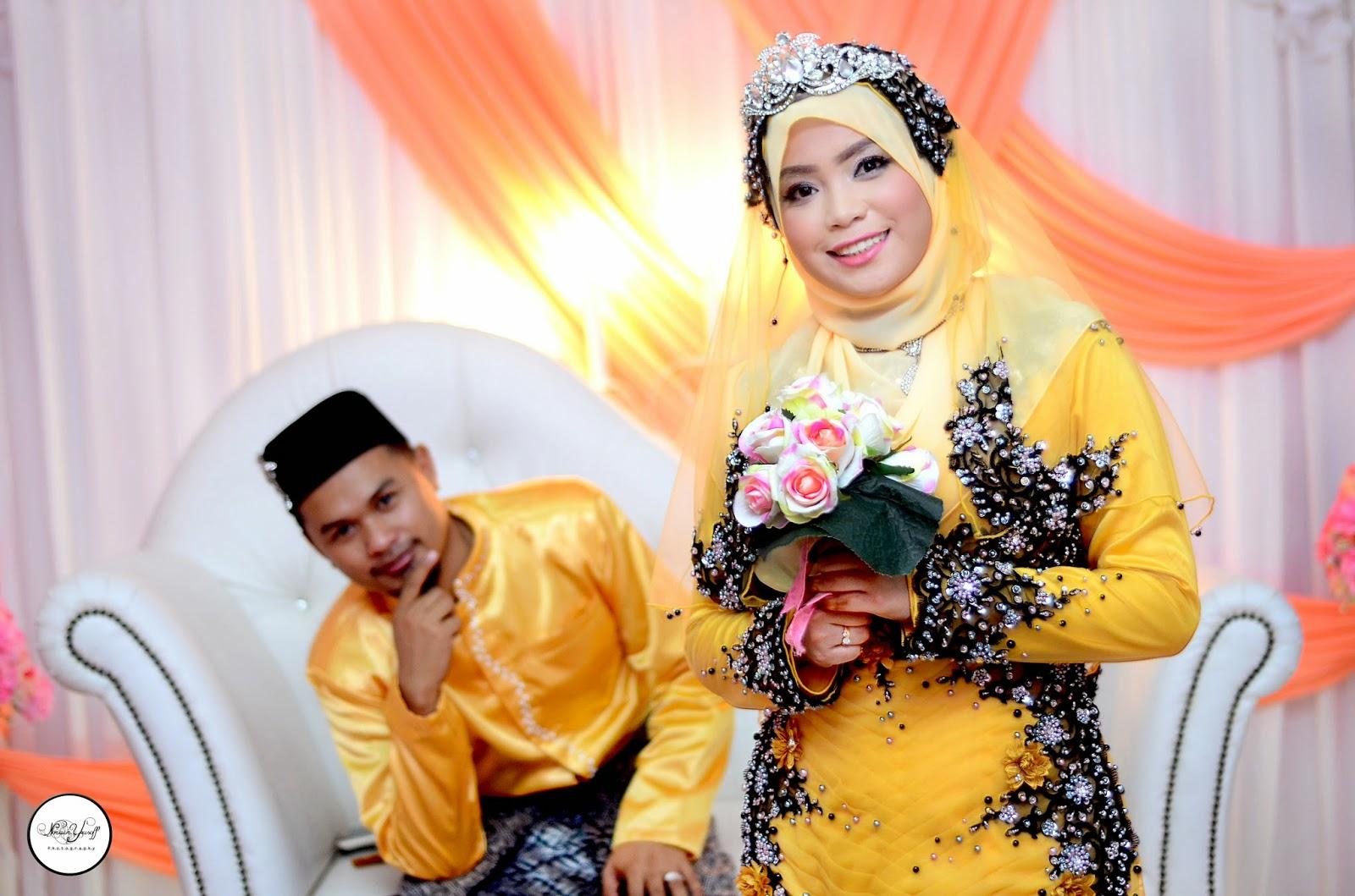 Pakej Fotografi Perkahwinan Murah 2015