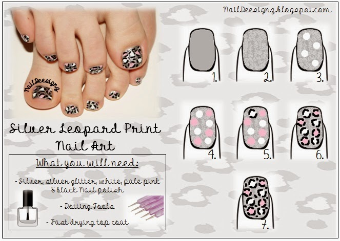 http://naildeesignz.blogspot.co.uk/2014/02/silver-leopard-print-pedicure.html