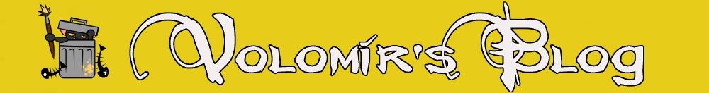 Volomir's Blog