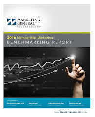 Membership Marketing Benchmarking Report