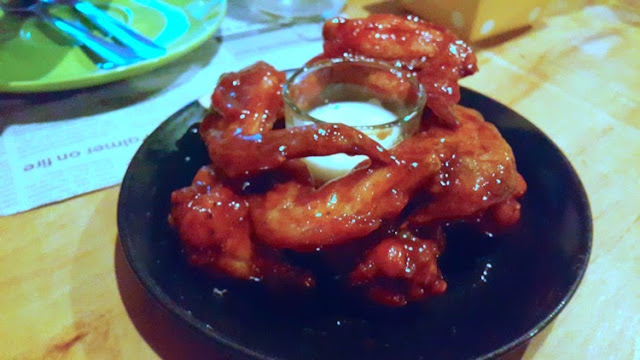 Gibb's Hot Wings, Best Chicken Wings in Cebu, Talamban