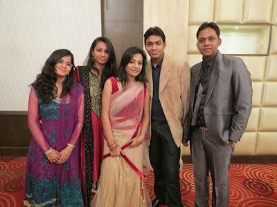 Group pic at wedding
