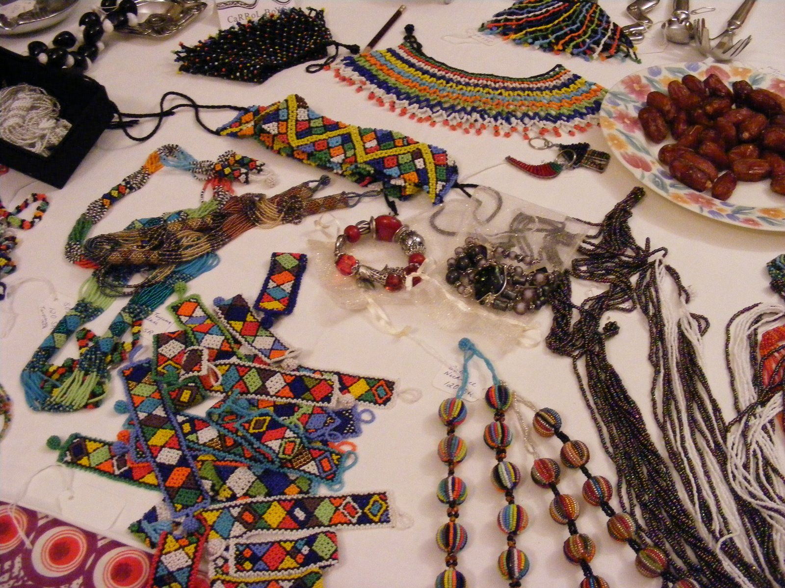 Susie of arabia ex pat women in jeddah for Crafts to donate to charity