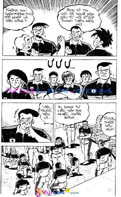 Jindodinho - Đường Dẫn Đến Khung Thành III Tập 35 page 31 Congtruyen24h