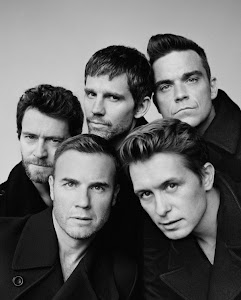 Take That Reunion 2011