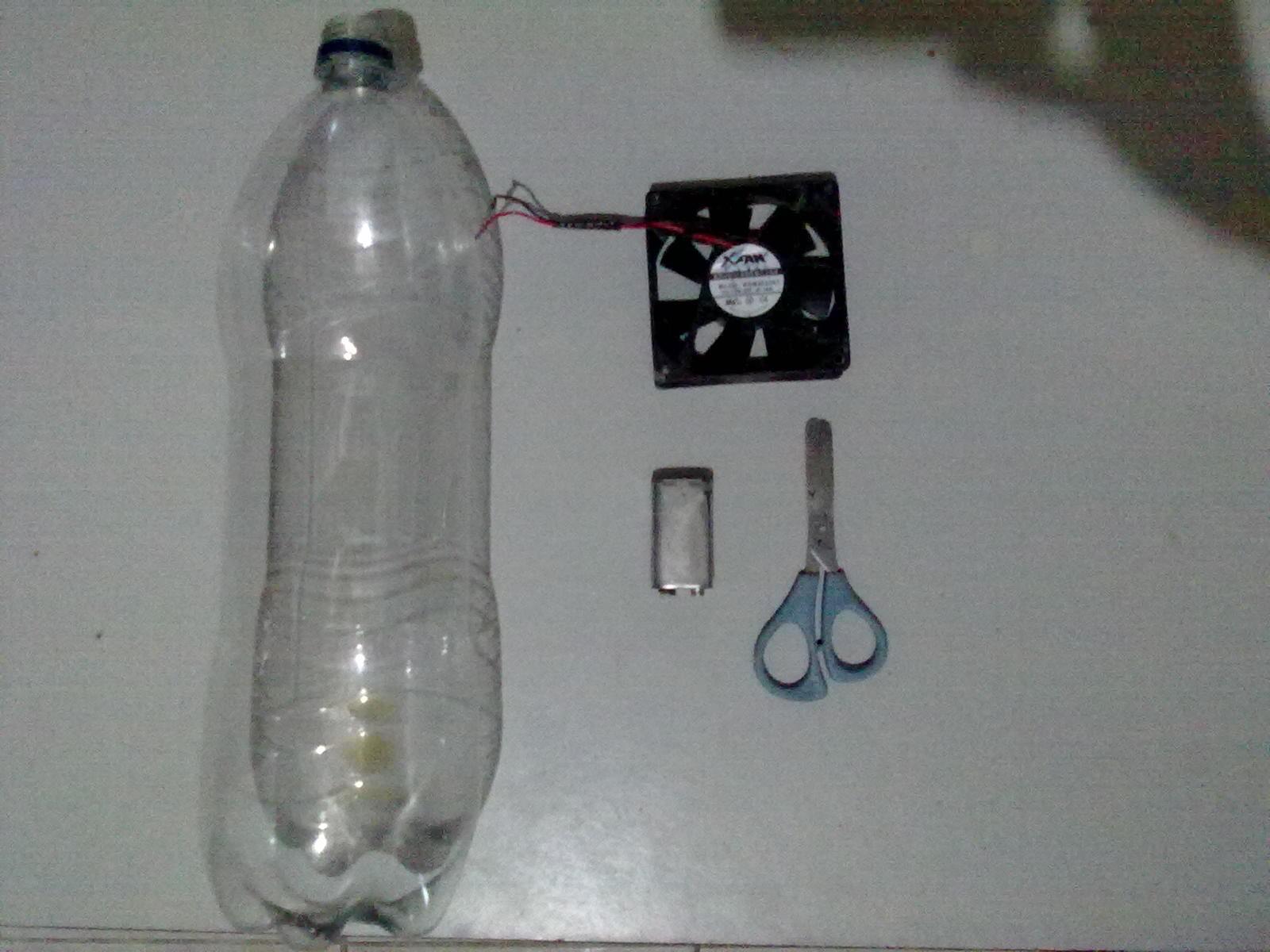 Jovens Inventores Ar Condicionado Caseiro