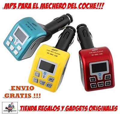 MP3 COCHE