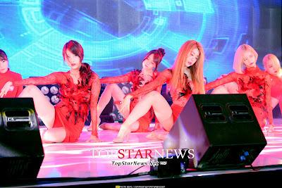 Girls Day Something Music Bank