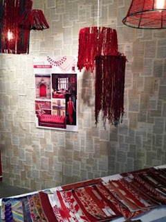 russet, red, color trends, Showtime, Wesco Fabrics