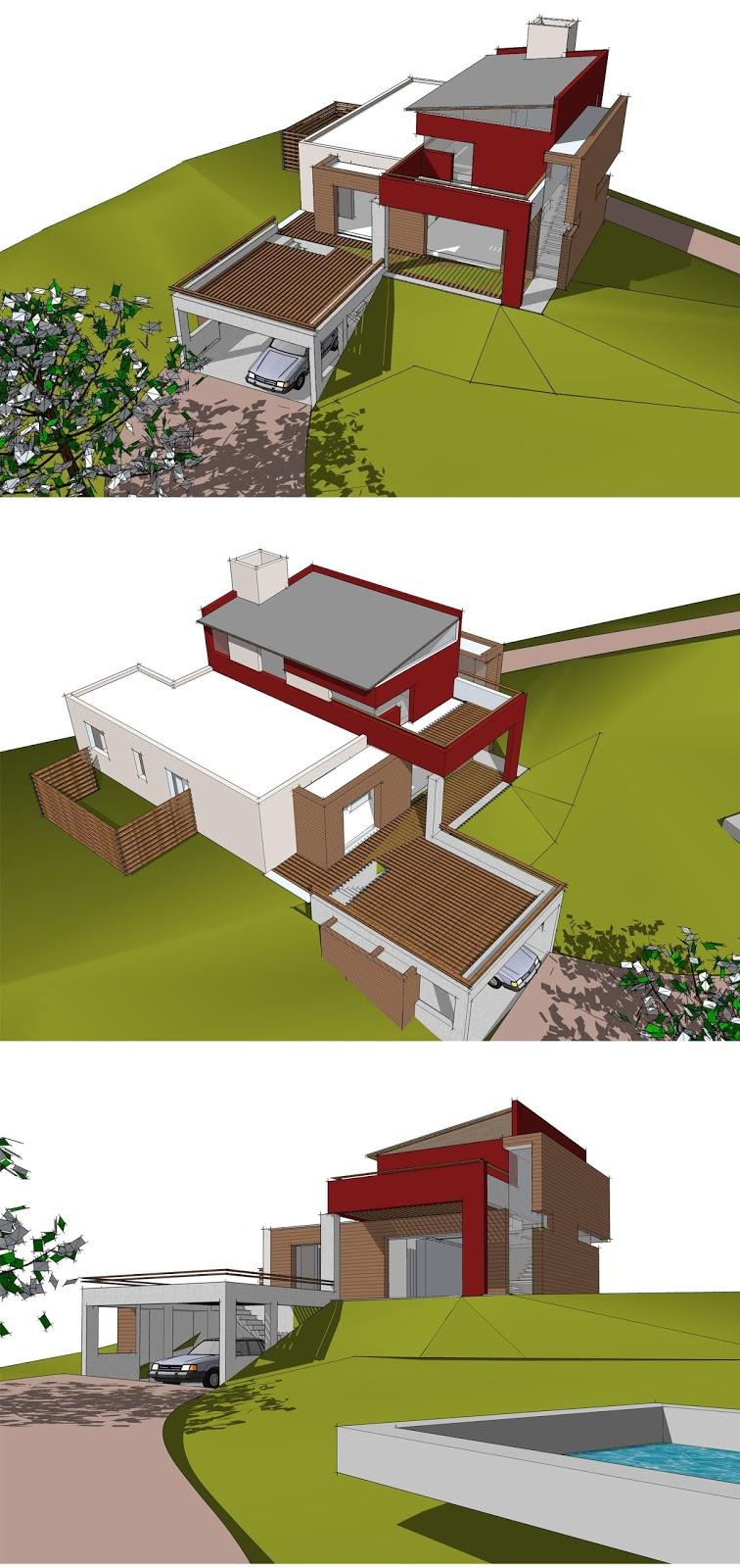B B Arquitectura Arquitectura Residencial Vivienda En