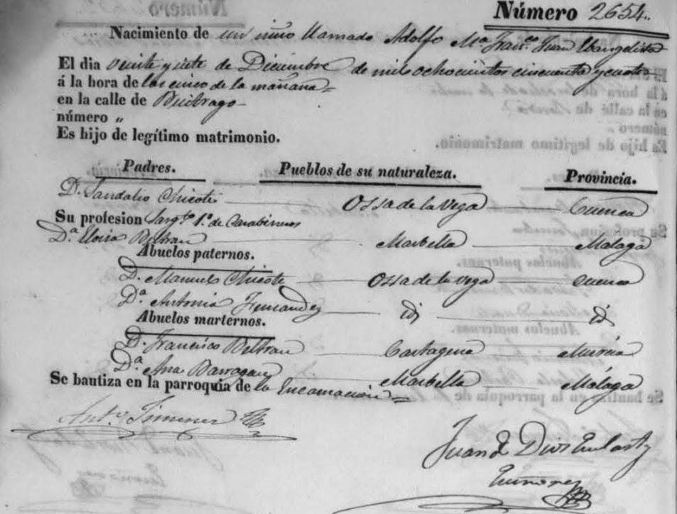 ADOLFO CHICOTE BELTRÁN (1854-1920): UNO DE LOS ULTIMOS DE FILIPINAS ...
