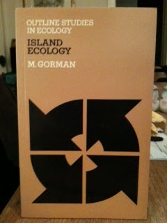 Island Ecology (Outline Studies in Ecology), Gorman, M.