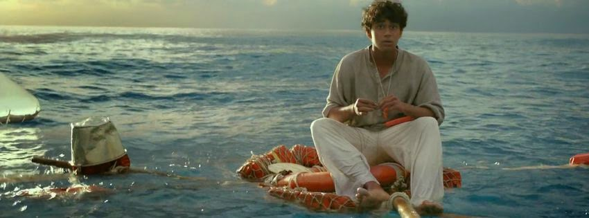 Belle couverture facebook HD life of pi