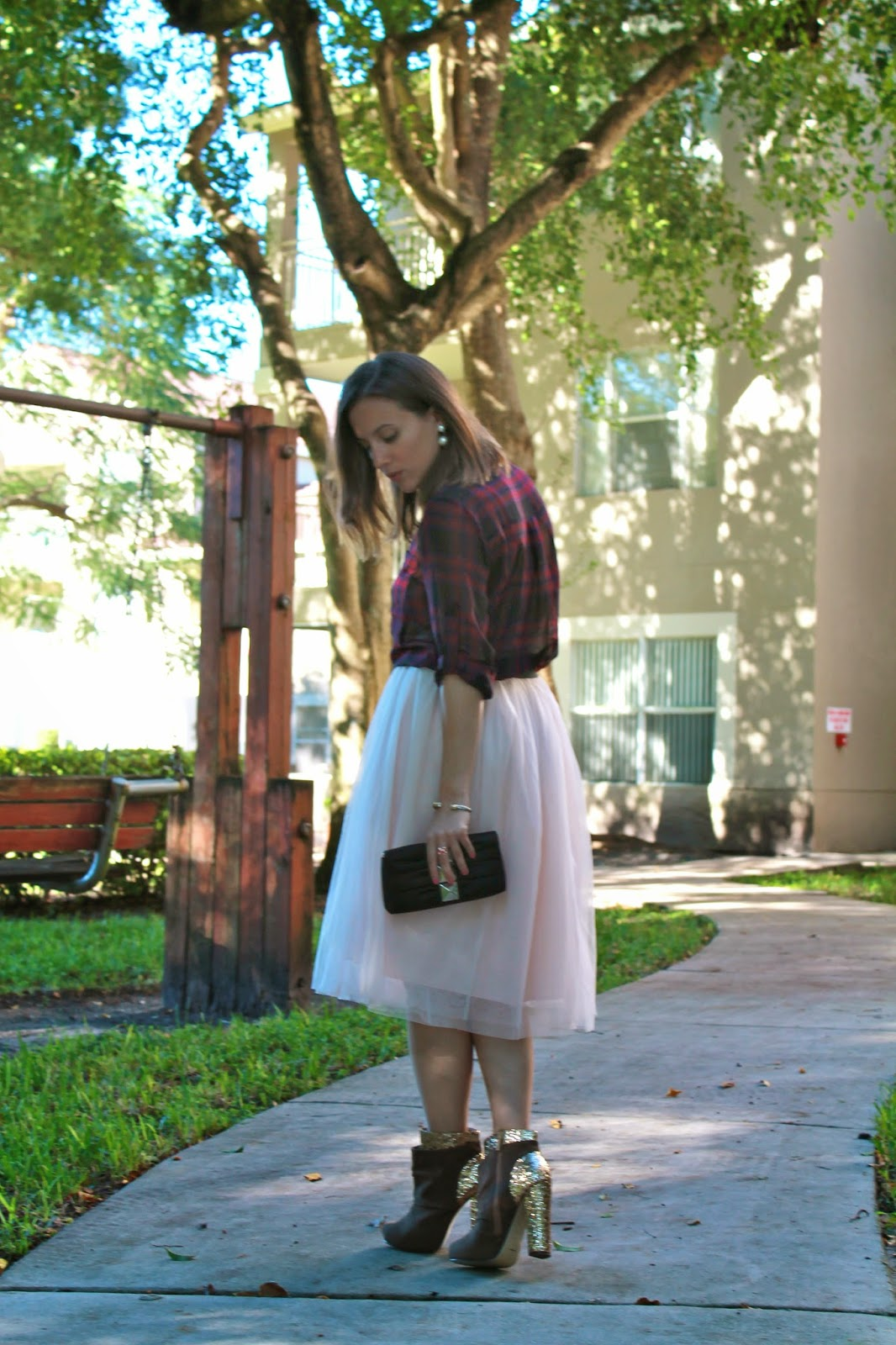 holiday fashion, holiday outfits, outfit ideas, party looks, what i wore, Abercrombie & Fitch, Modcloth, Express, vintage, Nordstrom