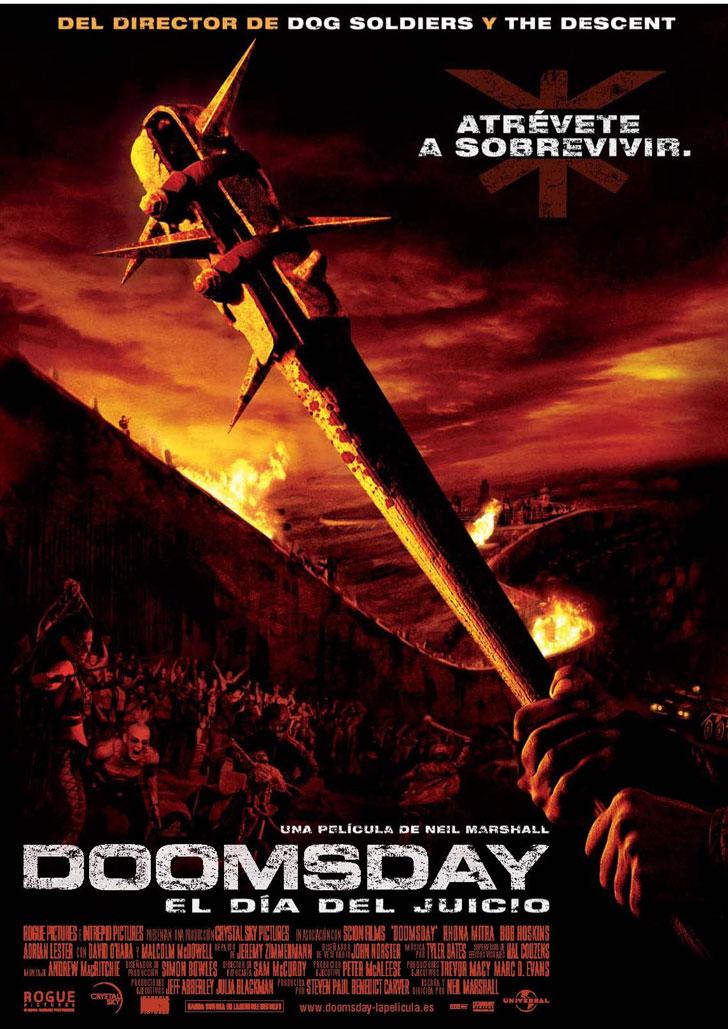 Doomsday: El Día Del Juicio (2008)