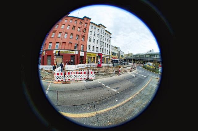 Baustelle Kottbusser Tor, 10999 Berlin, 19.10.2013