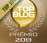 PRÊMIO TOP BLOG: TOP 100