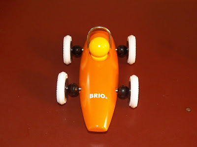 Brio Classic Wooden Car Picture5