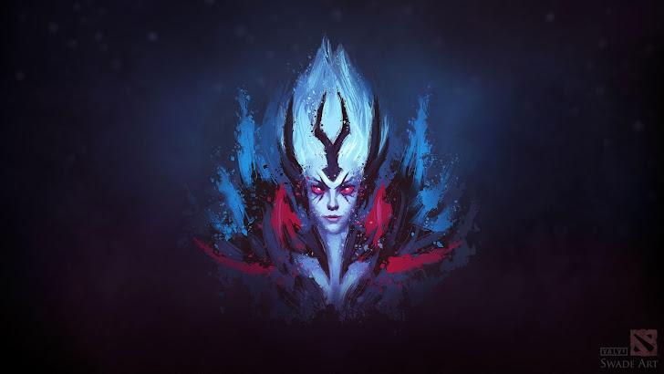 vengeful spirit shendelzare dota 2 game hero girl