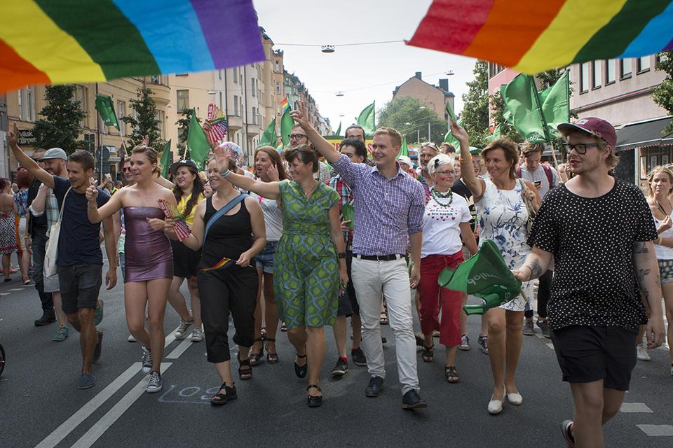 mp stödjer politik för sexuella rättigheter