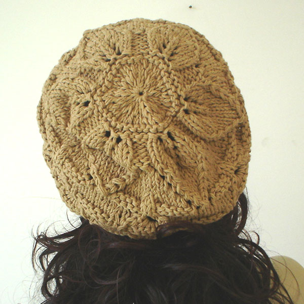 Ladies Knitting Patterns : free knitting pattern: ladies knitted hat patterns