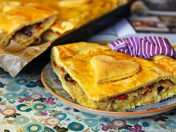 Ein köstliches Stück spanische Heimat / Empanada Rezept