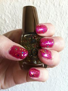 B.O Glitter