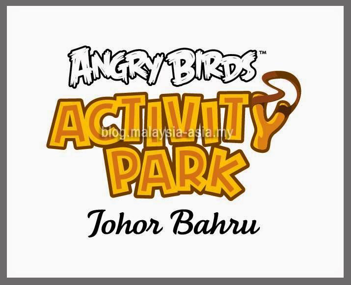 Angry Birds Activity Park Johor, Malaysia