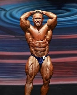 Plano bodybuilding